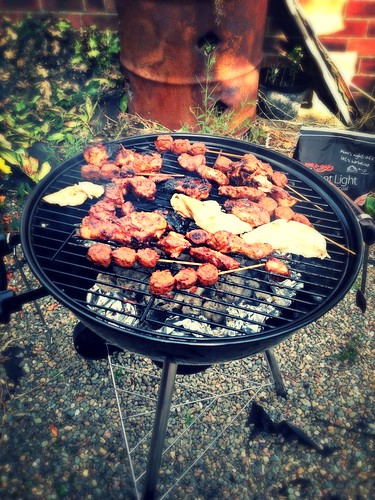 Today is all about...BBQ time!!!