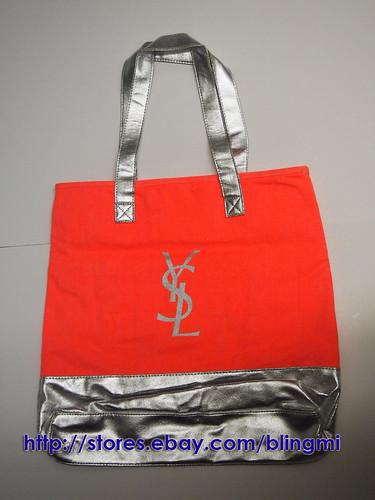 ysl cosmetic bag