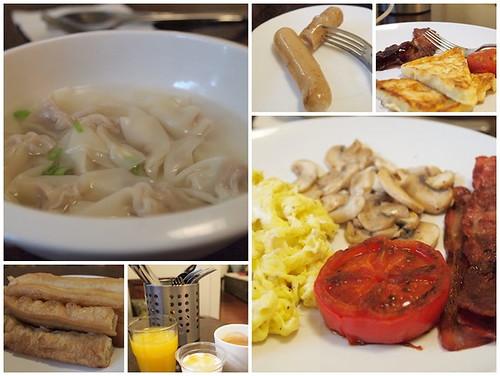マグノリアMagnolia Bed & Breakfast朝ごはん