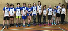 Sportshall - Sittngbourne - 26th February 2017