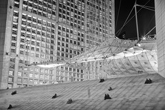 La Défense - Evening Shots
