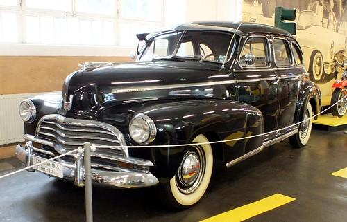 Chevrolet Fleetmaster 1946