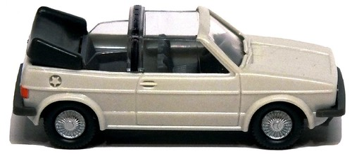 Wiking VW Golf cabrio