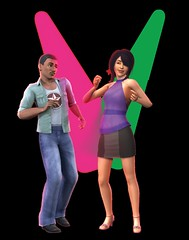 Les Sims 3 Accès VIP render
