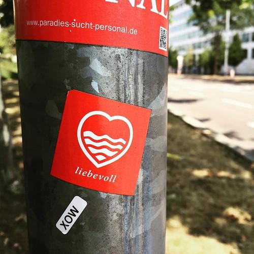 <3 #liebevoll  @ #0711 #Stuttgart