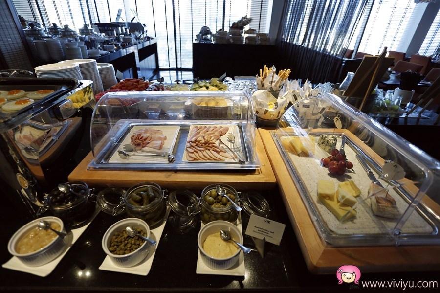 [泰國.住宿]近Siam Discovery、Central World.曼谷索菲特美憬閣VIE飯店 (VIE Hotel Bangkok)~La VIE 創意法式餐廳附設早餐 @VIVIYU小世界