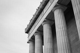 Washington, D.C. with Kodak Tri-X and Nikon N75