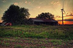 Minnesota Farm House