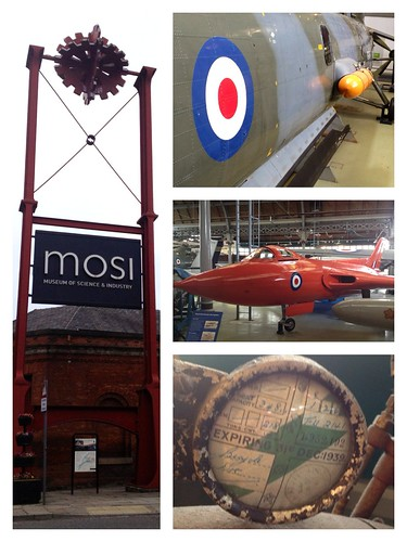 Today is all about...revisiting MOSI