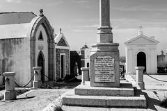 Bonifacio - Le cimetière marin