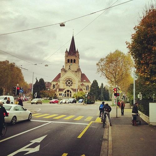 Pauluskirche II #Basel