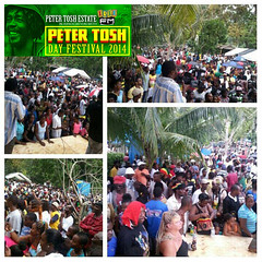 "Peter Tosh Day 2014 • <a style=""font-size:0.8em;"" href=""http://www.flickr.com/photos/92212223@N07/12815947785/"" target=""_blank"">View on Flickr</a>"