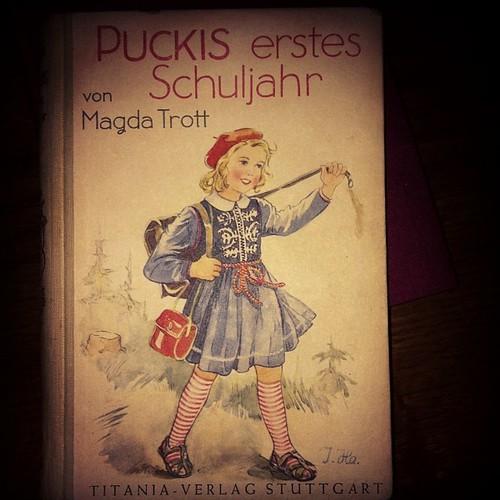 PUCKIS erstes Schuljahr #philoupuck