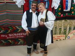 Petar Kostic i Vesna Rivas
