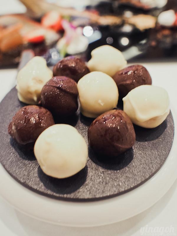 Stellar @ 1-Altitude Chocolate Truffles