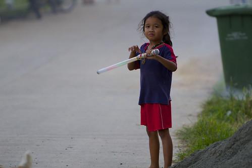Filipino girl by John Christian Fjellestad, on Flickr