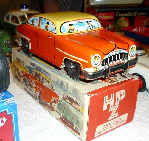 Prottengeier (HPZ) auto stop-and-go