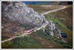 Le train de la Rhune, Pays Basque, France