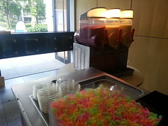 """Smoothieeis / Frozzen Joghurt Catering Promo- Aktion bei der BKK in Bonn • <a style=""""font-size:0.8em;"""" href=""""http://www.flickr.com/photos/69233503@N08/8901044158/"""" target=""""_blank"""">View on Flickr</a>"""
