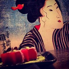 Sushi draw