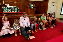 Kyle United Methodist Church - Children's Time