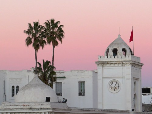 Place du Gouvernement, Tunis