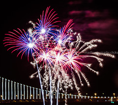 Firework @  New year 2014, SFO, CA