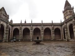 Catedral de Santiago Cloister