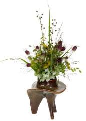 Nigella — Leanne and David Kesler, Floral Design Institute, Inc., in Portland, Ore.