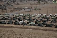Relief effort for Syrian refugees in Kawrgosk ...