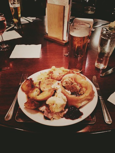 Today is all about..carvery