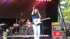 Django Django at SummerStage 6/15/13