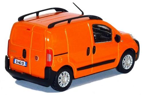 Burago Fiat Fiorino 2
