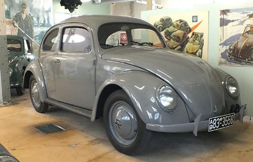 VW Standard Käfer