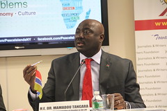Amb. Mamadou Tangara (3) PR of Gambia to the UN