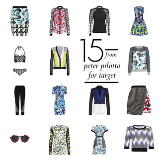 Peter Pilotto for Target // 15 for February 9th
