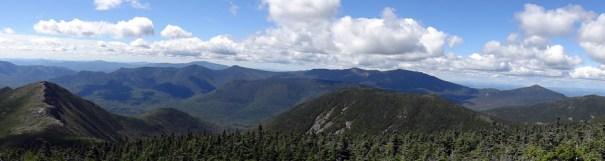 Mt. Bond Panoramic View of Bondcliff