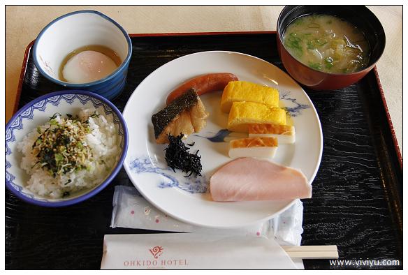 [2013日本四國]小豆島.OHKIDO 飯店~宴席料理&日式早餐 @VIVIYU小世界