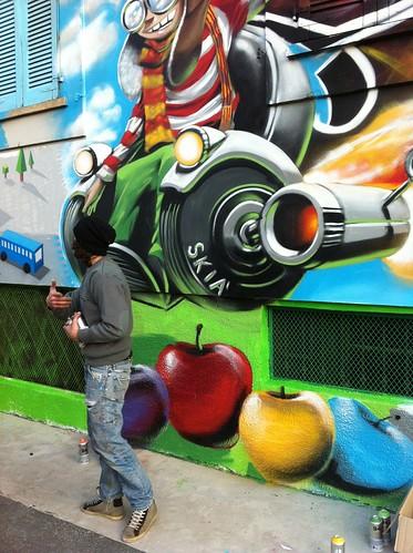 Street Art - 2 marzo 2014