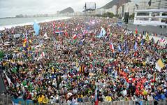 Visita Papa Brasil