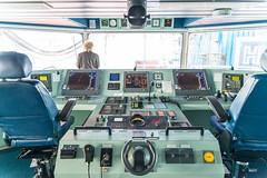 Container Vessel Rio Blanco