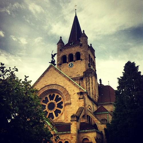 Pauluskirche #Basel