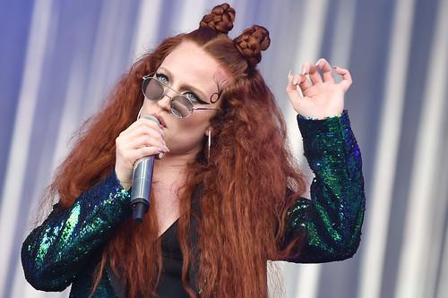 Jess Glynn at Glastonbury Festivals 2016 (Friday) - Sara Bowrey-8