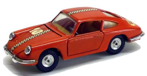 Gama Porsche 911