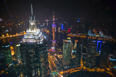 Cloud 9 Sky Lounge at Grand Hyatt Shanghai, China
