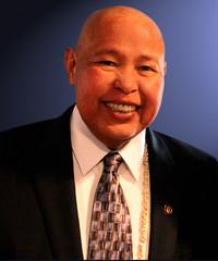 """Senator Vicente """"ben"""" Cabrera Pangelinan"""