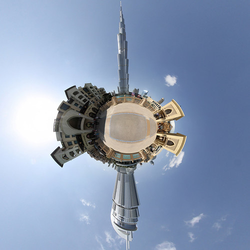 Dubai Souk Al Bahar - Little Planet