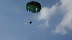 Landing parachutisten Market Garden