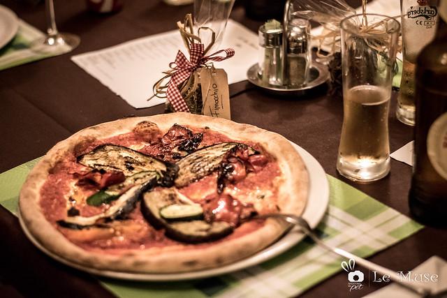 Pizzata per Nero
