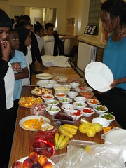 BPCA Fruit Craft Event at Newham 2014